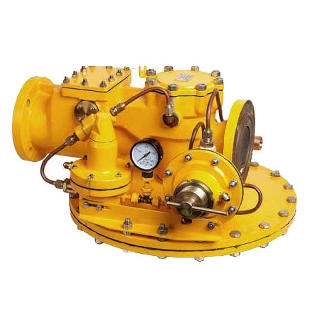 газовое оборудование на ГРПШ