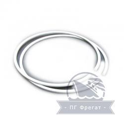 Кольцо поршневое компрессионное ЭК4.03.012 Р1/Р4 БМЗ зап