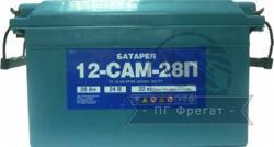 Аккумуляторная батарея 12-САМ-28П фото 1