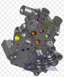 Детали и узлы для корпуса рулевой машины АДТ-42 фото 1