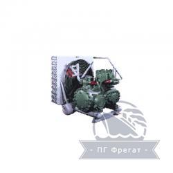 Агрегаты компрессорно-конденсаторныес конденсатором воздушного охлаждения АВ