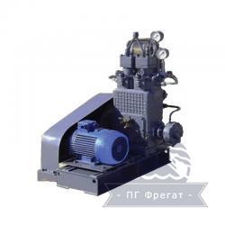 Электрокомпрессоры пускового воздуха типа 2 ОК1.Э