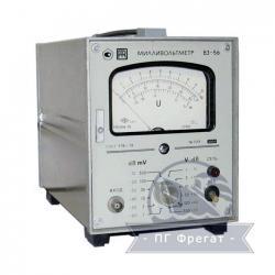 Милливольтметр В3-56 - фото