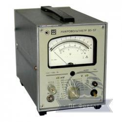 Милливольтметр В3-57 - фото