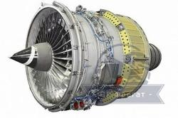 Авиационный двигатель «Д-18Т серии 3