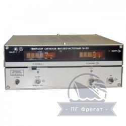 Генератор сигналов высокочастотный Г4-153 - фото