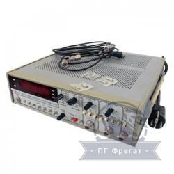 Частотомер ЧЗ-63 - фото