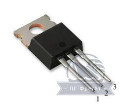 Мощный вертикальный n-канальный МОП-транзистор КП727А  фото 1