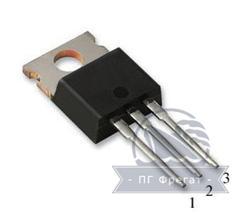 Мощный вертикальный n-канальный МОП-транзистор КП748А  фото 1