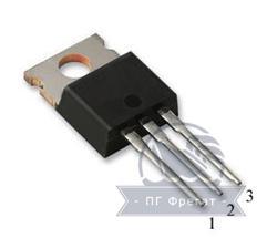 Мощный вертикальный n-канальный МОП-транзистор КП751А1  фото 1