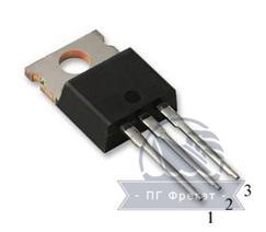 Мощный вертикальный n-канальный МОП-транзистор КП7129А фото 1
