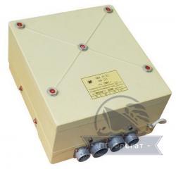 Устройство быстродействующей защиты переменного тока типа УБЗ-53 фото 1