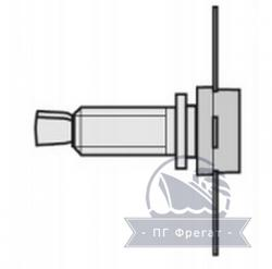 Кремниевый биполярный эпитаксиально-планарный n-p-n транзистор 2Т916А фото 1