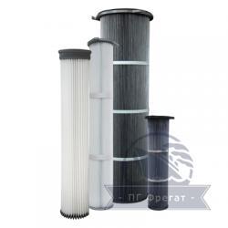 Картриджи для промышленной аспирации, пылеудаления и газоочистки фото 1