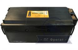 Аккумуляторная батарея 6СТ-140N фото 1