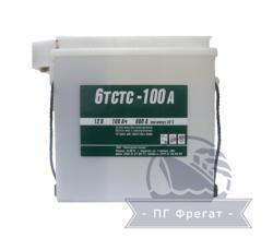 Аккумуляторная батарея 6ТСТС-100А(АЗ) фото 1