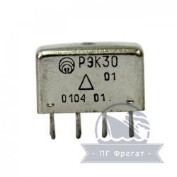 Реле электромагнитное РЭК 30 - фото