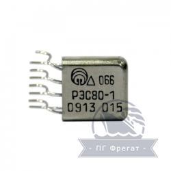 Реле электромагнитное РЭС 80-1 - фото