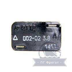 Реле электротепловое токовое РТТ-2 - фото