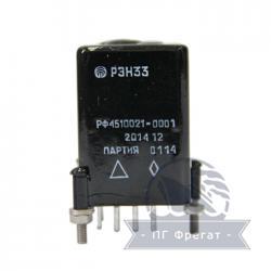 Реле электромагнитное РЭН 33 - фото