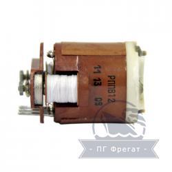 Реле электромагнитное РППВ 12 - фото