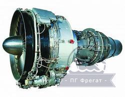 Авиационные двигатели «Д-36 серий 2А и ЗА» фото 1