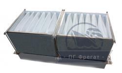 Фильтры аэрозольные сейсмостойкие ФАС-5000Н фото 1