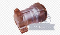 Гидравлический двигатель Д1А-1 фото 1