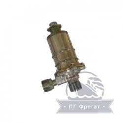 Клапан запорный угловой с электромагнитным приводом УФ 96181-006
