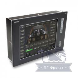 Система контроля сигнализации AHD 1015TC + AHD-DPS02