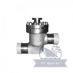 Клапан сильфонный регулирующий АИ 11