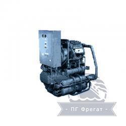 Агрегаты компрессорно-конденсаторныес конденсатором водяного охлаждения АК и АКД