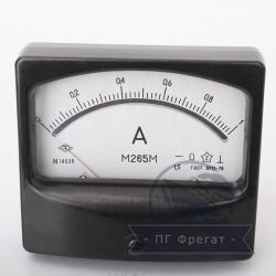 Амперметр М265 - фото