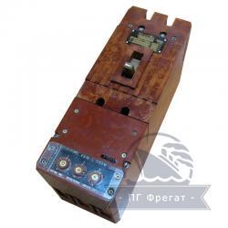 Автоматический выключатель А3714М - фото