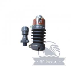 Автомат РД19А-2, датчик УА27А-19, УА27А-20, регулятор тип 3206А, блок БДС-1,5М, корректор КВ-16-1
