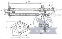 Фото Датчик осевого сдвига вала компрессора ДОС