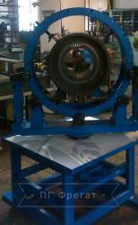 Рабочее место с кантователем модель МР160-250 фото 1
