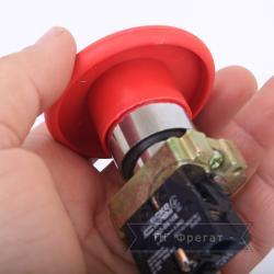 Фото 1 кнопки XB2-BR42 «грибок»