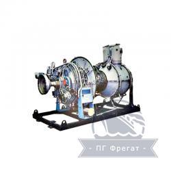 Фото газотурбинного двигателя Д049