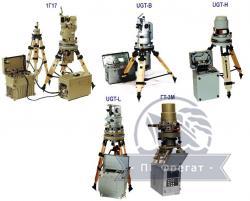 Гирокомпасы и гиротеодолиты 1Г17, UGT-B, UGT-H, UGT-L, ГТ-3М фото 1