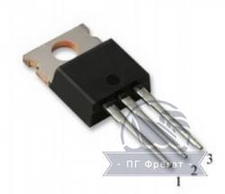 Стабилизаторы напряжения положительной полярности К1254ЕН3АП фото 1