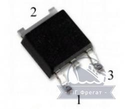 Стабилизаторы напряжения положительной полярности К1254ЕН3АТ фото 1