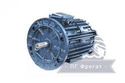 Лифтовый электродвигатель АДБ180М6/18ЛБУЗ