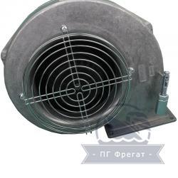 М+М вентилятор наддува G2E 180 EH 03-01 фото №1