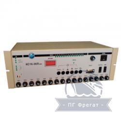 Фото многофункционального контроллера КС 16-3КЛ SMS