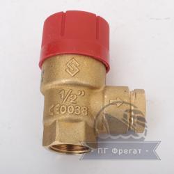 Общий вид клапана Presco 3 bar 1-2 резьбовой