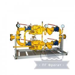 Пункт газорегуляторный блочный ПГБ-50