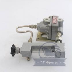 Регулятор расхода воздуха РРВ-1 - фото