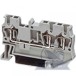 Клеммы шинные ШК-2,5Ф-3-3 фото 1