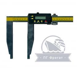 Штангенциркуль с длиной губок 100 мм ШЦЦ-III
